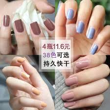 buy two to send two pumpkin color nail polish non toxic lasting