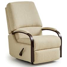 reclining swivel rocking chair pike swivel rocking reclining chair by best home furnishings