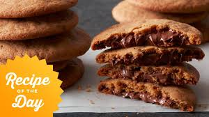 Food Network The Kitchen Recipe Recipe Of The Day Gooey Nutella Stuffed Cookies Food Network