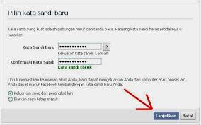 membuat facebook yg baru cara mengetahui password facebook hilang lupa