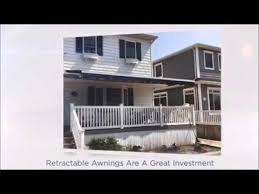 Alutex Awnings Why Buy A Retractable Awning Youtube
