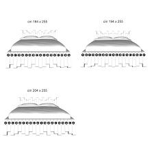 materasso king size misure misure materassi standard materassi a molle cos il movimento