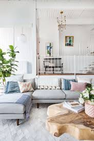 how we styled our living room to sell emily henderson