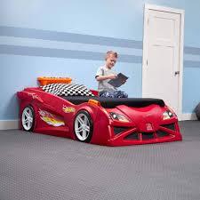 Step2 Corvette Bed Step2 Blue Wheels Toddler Race Car Bed And Dresser Value