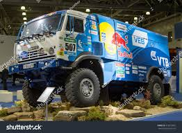 rally truck moscow russia sept 7 2015 rally stock photo 315075605 shutterstock