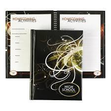 senior year memory book high school memories book school products