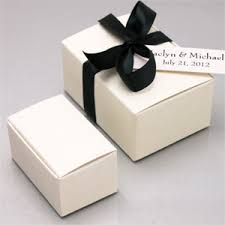 wedding favor boxes wholesale embossed rectangular favor box ivory wedding favor boxes favor