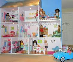 Big Barbie Dollhouse Tour Youtube by 117 Best American Doll House Images On Pinterest American