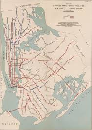 New York City Marathon Map by Dreaming Of The Second System Where The Subways Should Go