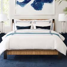 amalfi woven bed williams sonoma