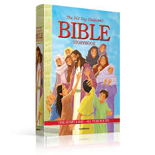the 365 day children u0027s bible sph as