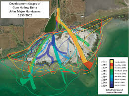 Tamucc Map Record Of Historical Gulf Of Mexico Storms Preserved In The