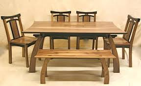 Curved Bench With Back Kitchen Table Bench With Back U2013 Amarillobrewing Co