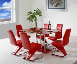 Best Dining Room Chairs Images On Pinterest Dining Room - Red dining room chairs