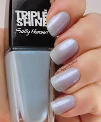 sally hansen make a splash nail polish swatch review be happy