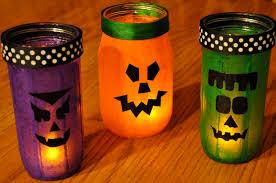 Halloween Decorations Home Made Homemade Halloween Decorations Ghost Lanterns 4 Ghosts Dancing