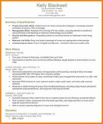Resume Qualifications Sample by 6 Job Qualification Samples Ledger Paper