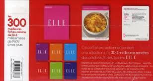 fiches cuisine livre les 300 meilleures fiches cuisine de millésimées de