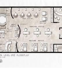 Create Salon Floor Plan Salon Floor Plans Day Spa Level Design Stroovi Spa Floor Plans