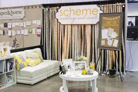 home design show las vegas event planner booth exle by scheme events micah mitzvah