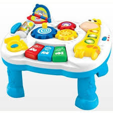 baby standing table toy free shipping musical baby learning table discovering activity baby