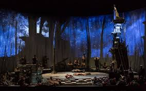 silent night a moving contemporary opera on the 1914 christmas
