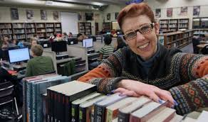 high school history book school librarians headed for the history books startribune