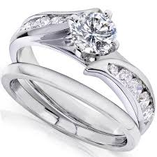overstock wedding ring sets 51 best wedding rings images on diamond engagement