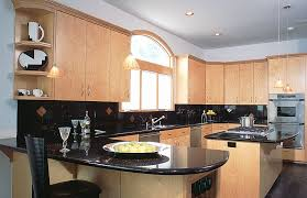 Black Galaxy Granite Countertop Kitchen Traditional With by Eternal Trend Black Galaxy Granite Countertop