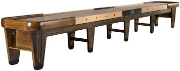 antique shuffleboard table for sale rock ola antique shuffleboard tables for sale at the shuffleboard