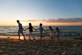 family photo session at ocean edge resort