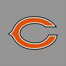 chicago bears nfl team logo vinyl decal sticker car window wall