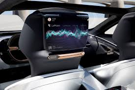 future bmw interior the top mobility tech announcements at ces 2017