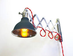 Industrial Wall Sconce Lighting Steam Punk Scissor Industrial Wall Sconce Id Lights