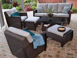 Black Wrought Iron Patio Furniture Sets - patio 29 wrought iron patio conversation sets 15 1499 1499