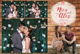 wedding backdrop manila top 10 wedding photo booth vendors in the philippines the
