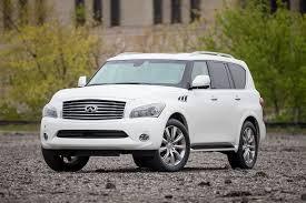 lexus qx56 2012 infiniti qx56 overview cars com
