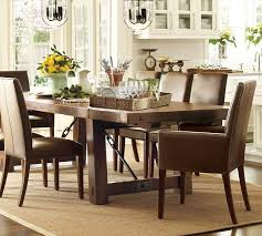 Pottery Barn Dining Room Tables Home Design Ideas - Pottery barn dining room chairs