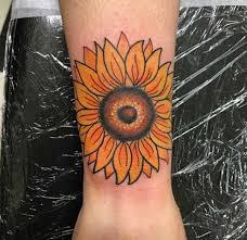 best 24 sunflower tattoos design idea for women tattoos art ideas