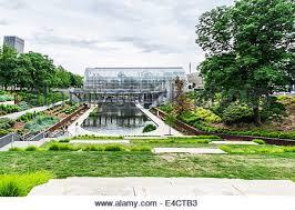 Okc Botanical Gardens by Myriad Botanical Gardens Downtown Oklahoma City Oklahoma Usa