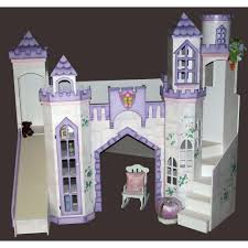 kids girls beds beds for kids girls princess king queen palace bed loft staircase