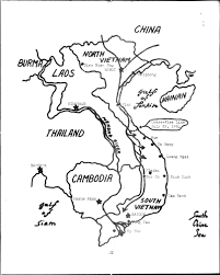 Map Of Se Asia by Vietnam Maps Vietnam Soldier