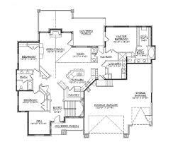 19 best blueprints images on pinterest walkout basement ranch