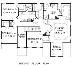 crawford house plan home building blueprints floorplans elegant