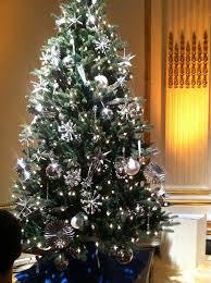 Frosted Christmas Tree Sale - martha stewart christmas tree sale rainforest islands ferry