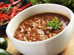 cuisine chilienne recettes chili con carne from dried beans a soscuisine recipe