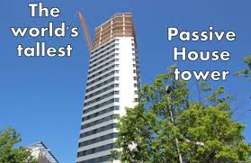 world u0027s tallest passive house tower rises in new york city youtube