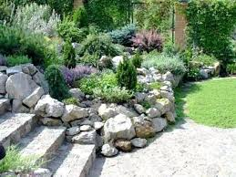 garden ideas with big rocks cute garden ideas with rocks 50 garden