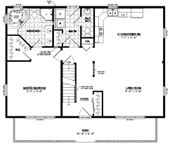 cabin floor plan certified homes mountaineer certified home floor plans