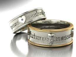 mens skull wedding rings superior skull wedding rings 5 skull wedding rings skull
